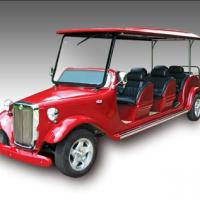 Large picture electric golf passenger cart