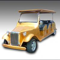Large picture zero emission electric golf cart