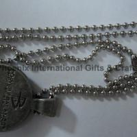 Large picture POWER BALANCE ZINC ALLOYED NECLACE