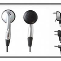 Large picture In-ear earphones / Aviation earphones