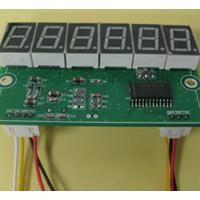 Large picture 5- half Digit Voltage Panel Meter,Supports RS-232