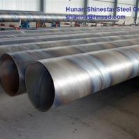 Large picture SSAW steel pipe