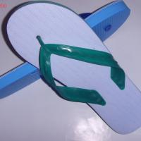 Large picture 2012 most cheap 811 type white dove pvc slipper