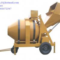 Large picture three bags cement concrete mixer