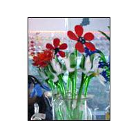 Large picture Glass Flower