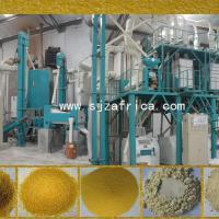 Large picture Maize flour mill