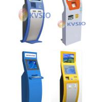 Large picture payment kiosk terminal