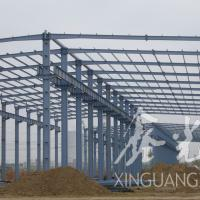 Large picture steel structure building