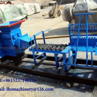 Large picture Manual clay brick machinery