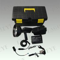 Large picture 12V 35W HID handheld Spotlight with CE approval