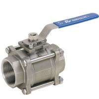 Large picture stainless steel ball valve