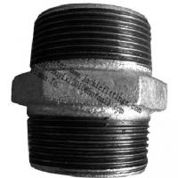Large picture galvanized/Black pipe fittings-Hexagon nipples