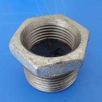 Large picture ANSI/ASME hot-dipped galvanized iron pipe fittings