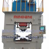 Large picture hydraulic tee cold forming machine