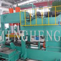 Large picture hydraulic elbow making machine
