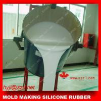 Large picture RTV silicone for mold making