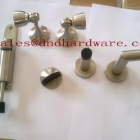 Large picture stainless steel door stopper