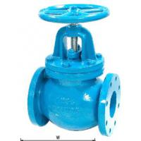 Large picture CAST IRON OR DUCTILE IRON GLOBE VALVE BOLTED