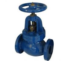 Large picture CAST IRON OR DUCTILE IRON GLOBE VALVE
