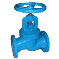 Large picture CAST DUCTILE IRON GLOBE VALVE BOLTED BONNET