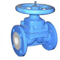 Large picture LINER OF PTFE OR FEP DIAPGHRAGM VALVE