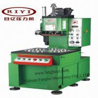 Large picture Hydraulic pressing machine with single pillar