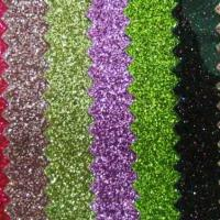 Large picture glitter powder for paper printing