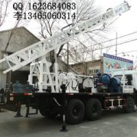 Large picture truck mounted rotary table drilling rig