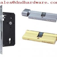 Large picture Mortise lock & lock cylinder