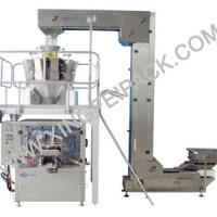 Large picture Automatic Solid Bag Filling and Sealing Machine