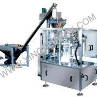 Large picture Automatic Powder Bag Filling and Sealing Machine