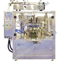 Large picture Automatic liquid bag filling and sealing machine