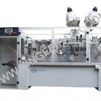 Large picture horizontal packing machine