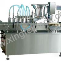 Large picture Liquid filling producing line