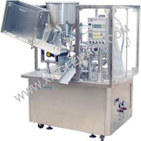 Large picture Soft Tube Filling and Sealing Machine