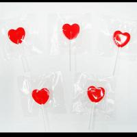 Large picture Heart lollipop