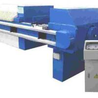 Large picture Filter press