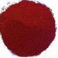 Large picture iron oxide red