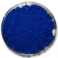 Large picture iron oxide blue