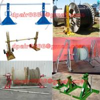 Large picture Cable Drum Jacks&Cable Drum Handling