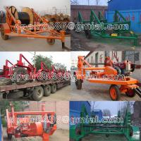 Large picture Cable Drum Carrier Trailer