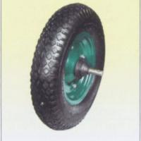 Large picture barrow tyre