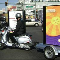 Large picture Scooter Advertising