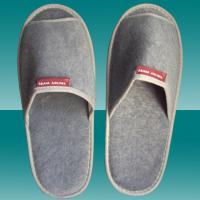 Large picture airline slipper