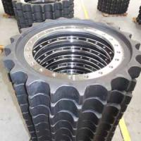 Large picture sprocket/segment
