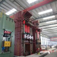 30000 ton hot die hydraulic press