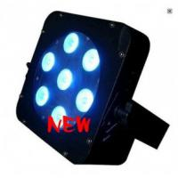 Large picture (3 in 1 RGB)7*3W Led Par Light YK-213