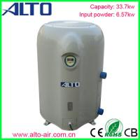 Large picture Air Source Heat Pump(6.6kw to 35kw)