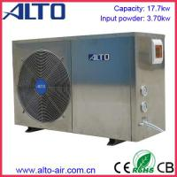 Large picture Industrial swimming pool heat pump