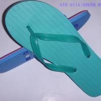 Large picture Fashional PVC/PE beach slipper with Top Quality